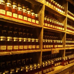 Photo taken at Ole Smoky Moonshine Distillery by Justin S. on 6/19/2013