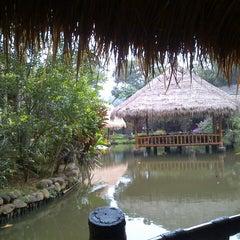 "Photo taken at Gubug Makan ""Mang Engking"" by Kika S. on 7/29/2013"