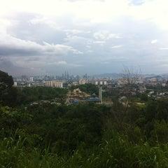 Photo taken at Bukit Ampang by irena . on 1/21/2013