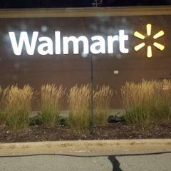Photo taken at Walmart Supercenter by Erika G. on 8/17/2013