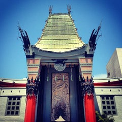 Photo taken at TCL Chinese Theatre by Angel B. on 7/27/2013