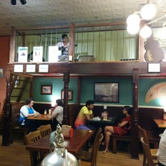 Photo taken at Potbelly Sandwich Shop by Anh N. on 6/16/2014
