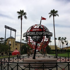 Photo taken at ESPN Wide World of Sports by Jon M. on 6/30/2013