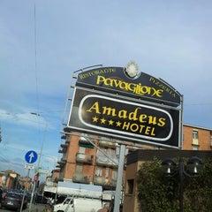 Photo taken at Hotel Amadeus by Peter J B. on 2/26/2014