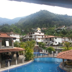 Photo taken at Aldea Valle Encantado by Diosmar G. on 6/24/2014