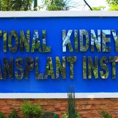 Photo taken at National Kidney and Transplant Institute by National Kidney and Transplant Institute on 7/24/2013
