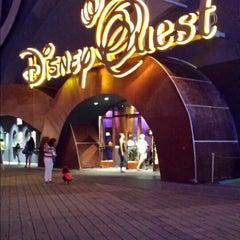 Photo taken at Disney Springs The Landing by Fatma. K. on 8/10/2013