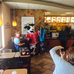 Photo taken at Chick-fil-A by Chris T. on 1/30/2014