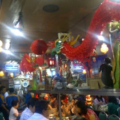 Photo taken at Mandala Chinese Restaurant by Coy B. on 10/5/2012