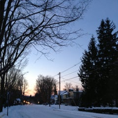 Photo taken at Cazenovia by Kevin M. on 1/22/2013