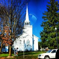 Photo taken at Cazenovia by Kevin M. on 10/26/2012