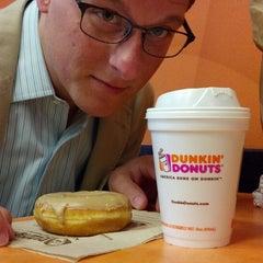 Photo taken at Dunkin' Donuts by John J. on 7/2/2013