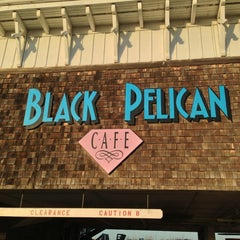 Photo taken at The Black Pelican by Trevor D. on 4/6/2013