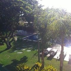 Photo taken at Pousada Naquela Jericoacoara by Arthur G. on 11/4/2012