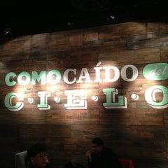 Photo taken at Cielito Querido Café by Luis S. on 12/29/2012