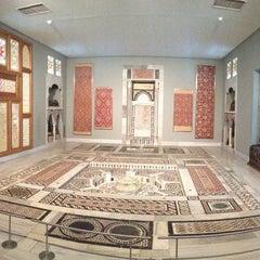 Photo taken at Μουσείο Ισλαμικής Τέχνης by Nikos S. on 2/23/2013