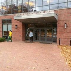 Photo taken at Siena College - Standish Library by Dave M. on 10/29/2012