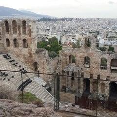 Photo taken at Athens Protasis by Nazan O. on 9/26/2014
