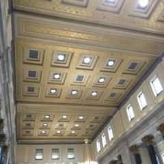 Photo taken at BMO Banque de Montréal by Isabel P. on 10/29/2015
