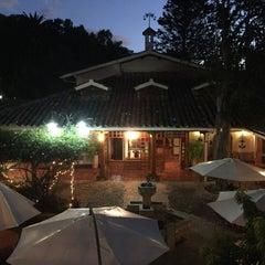 Photo taken at Hacienda Uzhupud by Beto J. on 12/5/2015