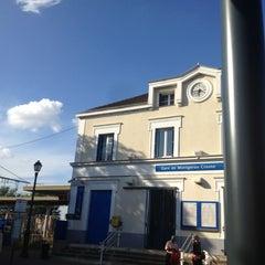 Photo taken at RER Montgeron — Crosne [D] by Kévin B. on 7/29/2013