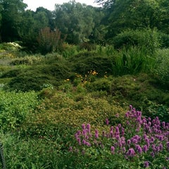 Photo taken at Heather Garden by Rory P. on 7/3/2014