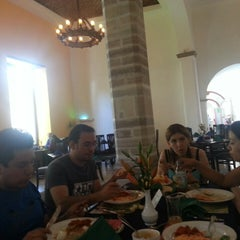 Photo taken at Restaurante La Huerta Café by Constantino G. on 10/25/2013