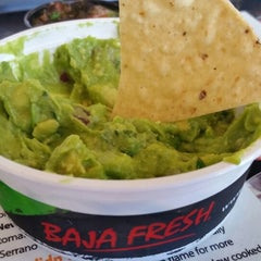 Photo taken at Baja Fresh Mexican Grill by Mike S. on 6/29/2014
