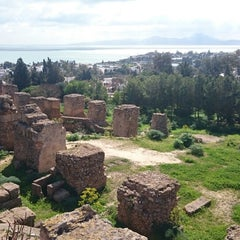 Photo taken at Carthage National Museum I Le musée national de Carthage I المتحف الوطني بقرطاج by Anna G. on 3/1/2015