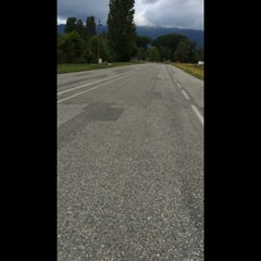 Photo taken at Bogis-Bossey by Sultan T. on 7/26/2014