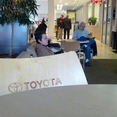 Photo taken at Holman Toyota Scion by Kijung L. on 2/8/2013