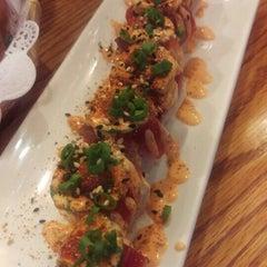 Photo taken at Mizu Sushi & Grill by Kerry B. on 10/30/2015