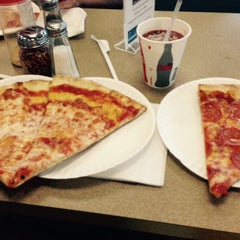 Photo taken at Sam's Pizza Palace by Joy C. on 7/18/2015