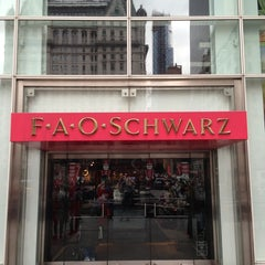 Photo taken at FAO Schwarz by Yury M. on 3/2/2013