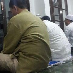 Photo taken at Masjid Baitul Jihad, Kemang Pratama 2 by M harun A. on 6/29/2014