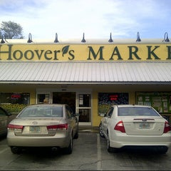 Photo taken at Hoover's Market by Kimber Red C. on 5/21/2013