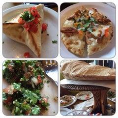Photo taken at Nicholas Restaurant by Zeinab R. on 8/12/2014