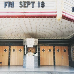 Photo taken at Uptown Theatre by Mary Elise Chavez on 8/30/2015