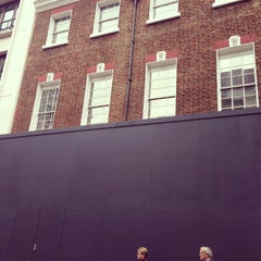 Photo taken at Former Apple Records Savile Row HQ by SASAPi . on 10/1/2013