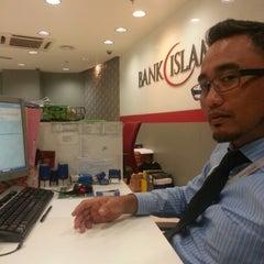 Photo taken at Bank Islam (M) Bhd by Mokhzany M. on 2/7/2013