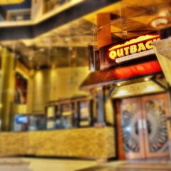 Photo taken at Outback Steakhouse | آوت باك ستيك هاوس by Godfrey D. on 7/29/2013