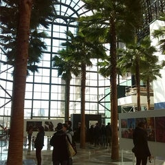 Photo taken at Brookfield Place by Mayerly J. on 4/20/2014