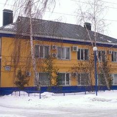 Photo taken at Новоульяновскмежрайгаз by Сергей Д. on 2/19/2014