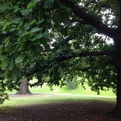 Photo taken at Canterbury Gardens by Tim M. on 10/28/2013