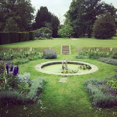 Photo taken at Newnham College by Darya on 5/31/2014