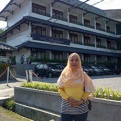 Photo taken at Tirtagangga Hotel by Dian A. on 9/13/2014