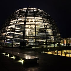 Photo taken at U Bundestag by Frank W. on 4/25/2015