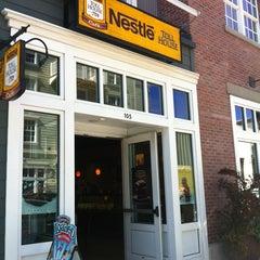 Photo taken at Nestlé Toll House Café by Chip by Kimberly A. on 10/3/2013