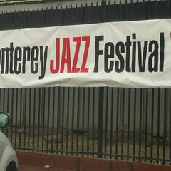 Photo taken at Monterey Jazz Festival @ Monterey Fairgrounds by Kimberly A. on 9/21/2013