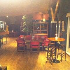 Photo taken at Havencafé Gooimeer by Leo R. on 11/17/2012